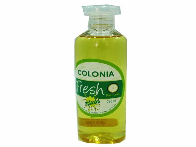 MundoAladdin.cl:: Colonia Splash Fresca Limon